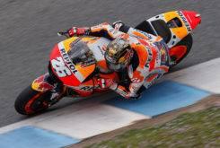 Dani Pedrosa Test Honda Jerez 02