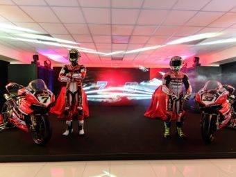 Ducati PresentaciónMotorbike Magazine