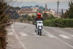 Honda SH125 Scoopy 2017 prueba 052