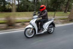 Honda SH125 Scoopy 2017 prueba 062