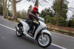 Honda SH125 Scoopy 2017 prueba 067