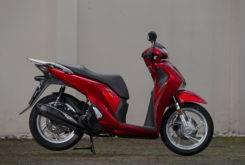 Honda SH125 Scoopy 2017 prueba 143