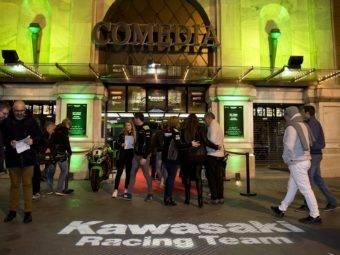 Kawasaki Barcelona - Motorbike Magazine