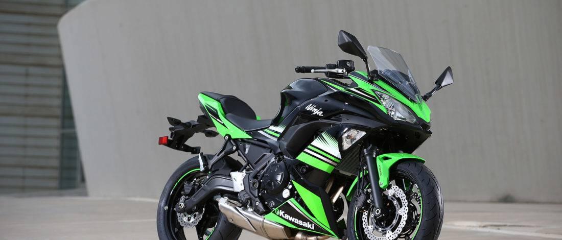 Prueba Kawasaki Ninja 650 2017 Nominada Motorbike Magazine