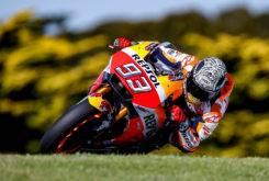 Marc Marquez MotoGP 2017 Test Phillip Island