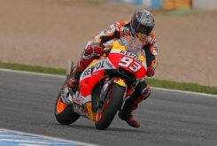 Marc Marquez Test Honda Jerez 02