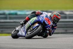 Maverick Viñales Movistar Yamaha MotoGP 2017 Test Sepang 01