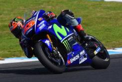 Maverick Vinales MotoGP 2017 Test Australia 01