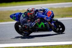 Maverick Vinales MotoGP 2017 Test Phillip Island