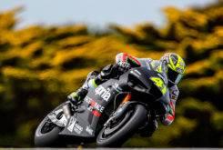 MotoGP 2017 Test Phillip Island Alerones Aprilia