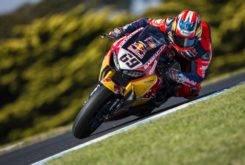 Nicky Hayden Honda CBR1000RR WSBK 2017 01