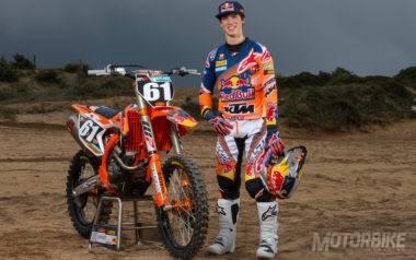 Jorge Prado - Motorbike Magazine