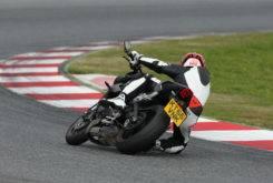 Prueba Triumph Street Triple RS 2017 Circuito Montmelo 06