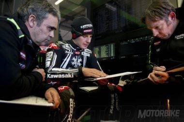 Rea Test - Motorbike Magazine