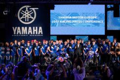 Yamaha Presentación 2017