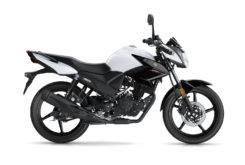 Yamaha YS125 2017 02