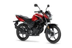 Yamaha YS125 2017 24