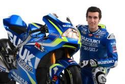 Alex Rins MotoGP 2017 Suzuki 00