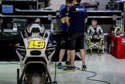 Alvaro BautistaTest MotoGP QatarDia 2