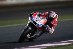 Andrea Dovizioso MotoGP Qatar 2017 FP1