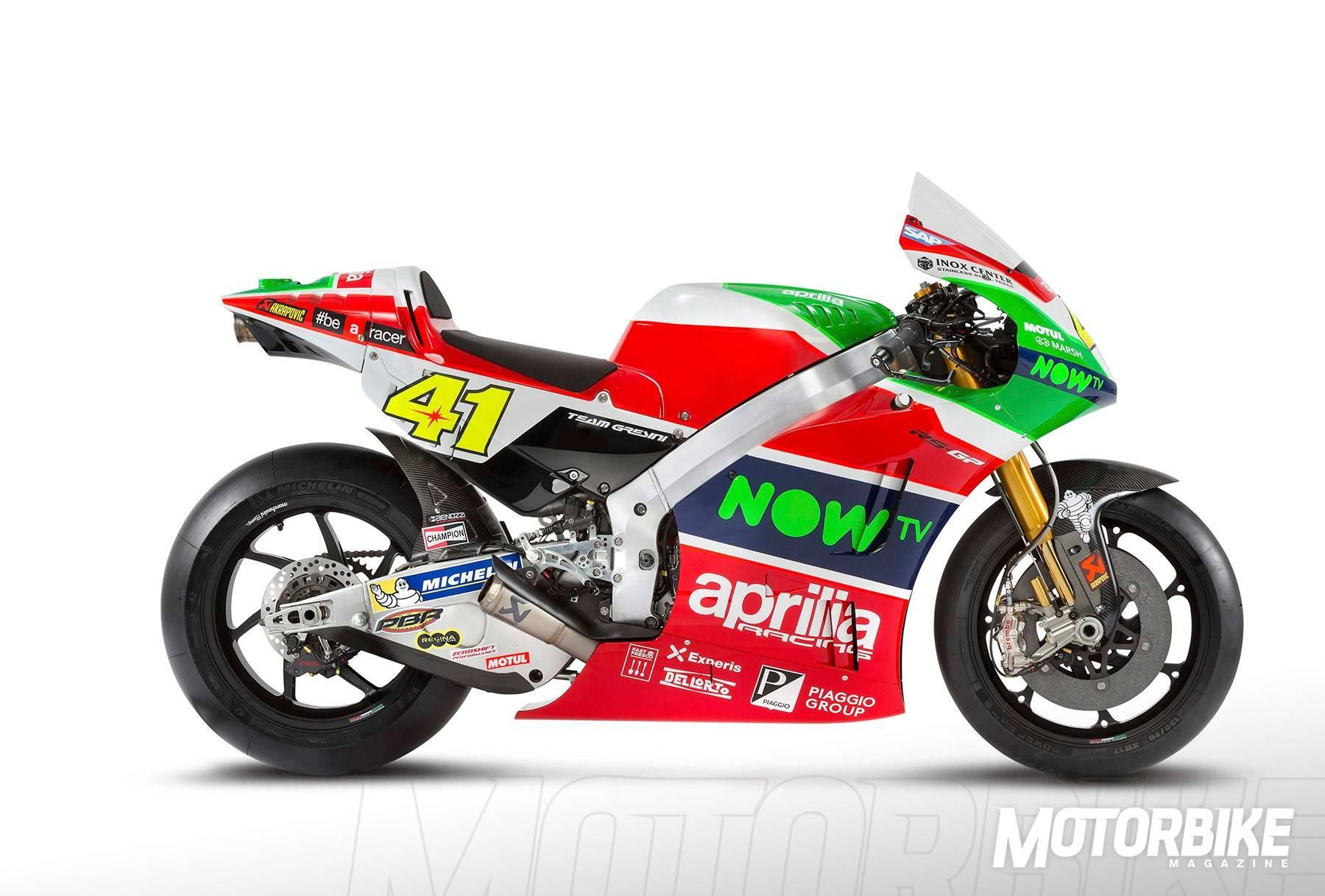 Aprilia RS-GP 2017 - Motorbike Magazine