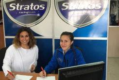 Beatriz Neila Team Stratos FIM CEV 2017