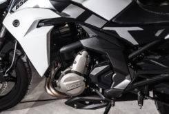CFMoto 650NK 2017 prueba MBK 20