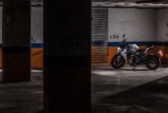 CFMoto 650NK 2017 prueba MBK 27