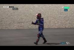 Caida Maverick Vinales MotoGP Qatar 2017 02