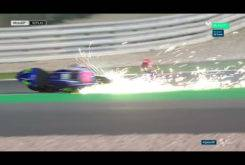 Caida Maverick Vinales MotoGP Qatar 2017 07