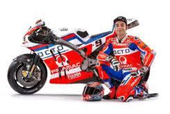 Danilo Petrucci MotoGP 2017 Pramac Ducati 00