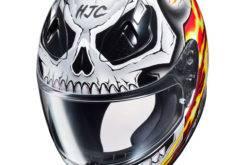 HJC FG ST Ghost Rider3