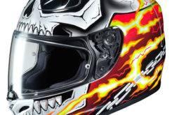 HJC FG ST Ghost Rider4
