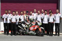 Honda RC213V MotoGP 2017 LCR 01