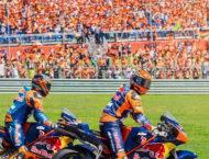 KTM tribuna Jerez Montmelo