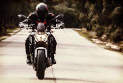Kawasaki Z650 2017 prueba