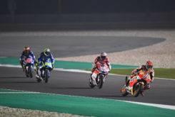 Marc Marquez MotoGP Qatar 2017 Carrera 01
