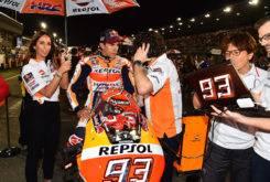 Marc Marquez MotoGP Qatar 2017 Carrera 02