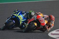 Marc Marquez MotoGP Qatar 2017 Carrera 03