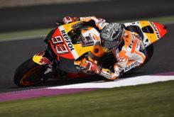 Marc Marquez Test Qatar MotoGP 2017
