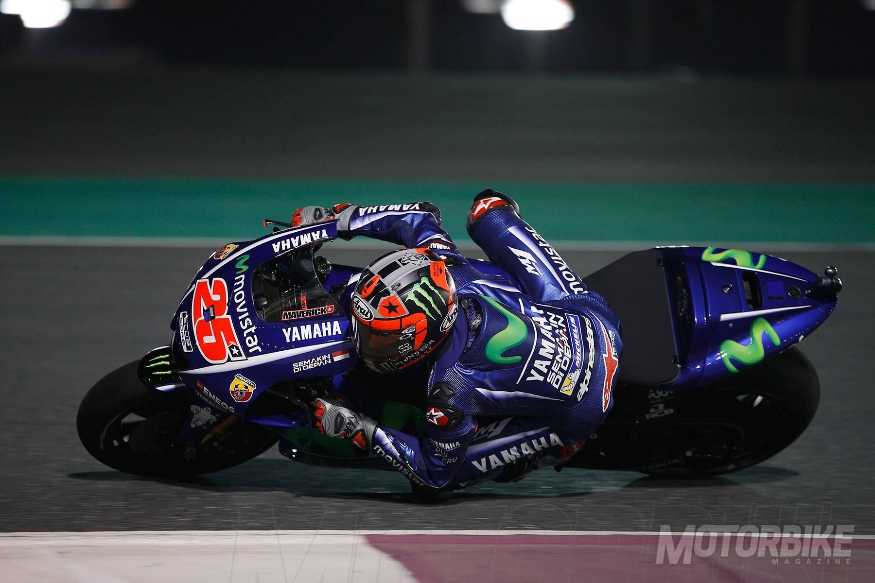 Maverick Viñales suma su primera pole en MotoGP: Parrilla de salida de MotoGP Qatar 2017 ...