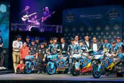 Presentacion Team Estrella Galicia 2017
