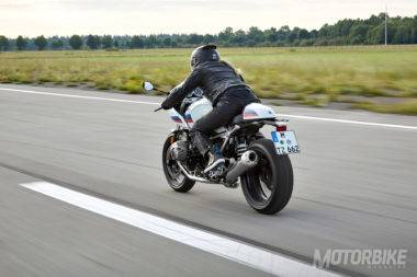 Prueba BMW R nineT Racer 2017 - 1