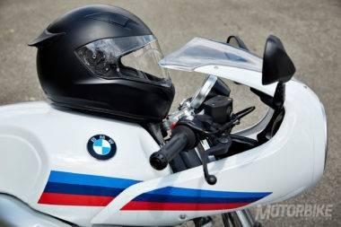 Prueba BMW R nineT Racer 2017 - 38