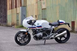 Prueba BMW R nineT Racer 201745