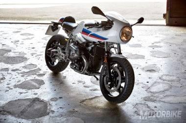 Prueba BMW R nineT Racer 2017 - 48
