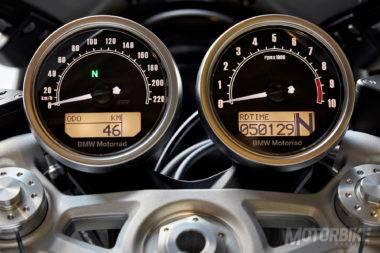 Prueba BMW R nineT Racer 2017 - 50