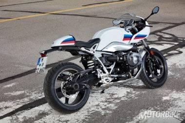 Prueba BMW R nineT Racer 2017 - 62