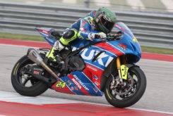 Toni Elias Suzuki GSX R1000 MotoAmerica 2017 pretemporada
