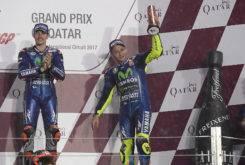 Valentino Rossi MotoGP GP Qatar 2017 carrera 03